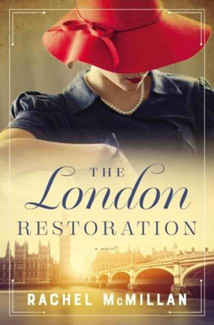 The London Restoration Paperback