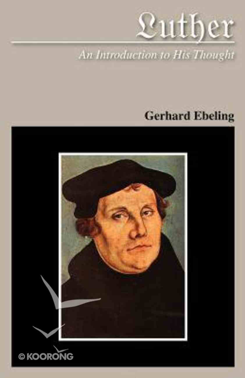 Luther Paperback