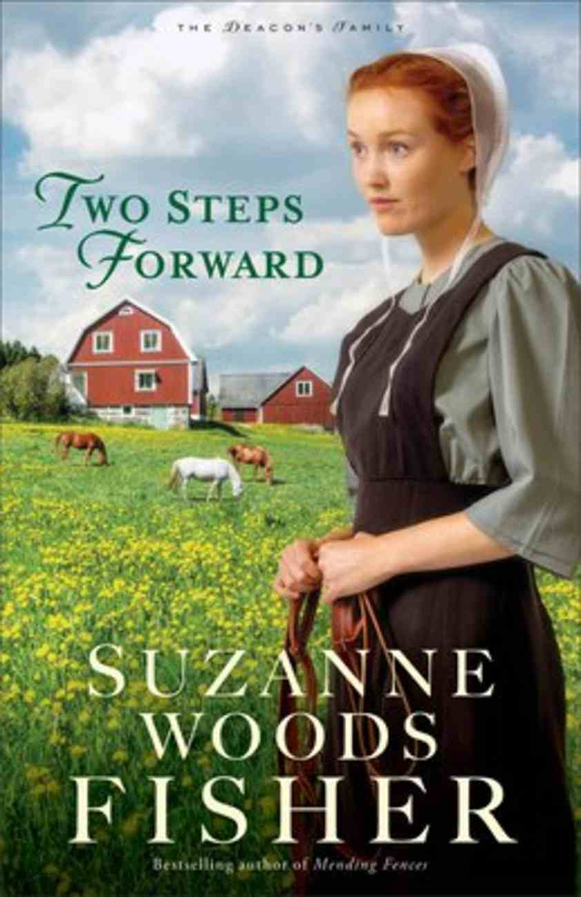 Two Steps Forward (#03 in The Deacon's Family Series) Paperback