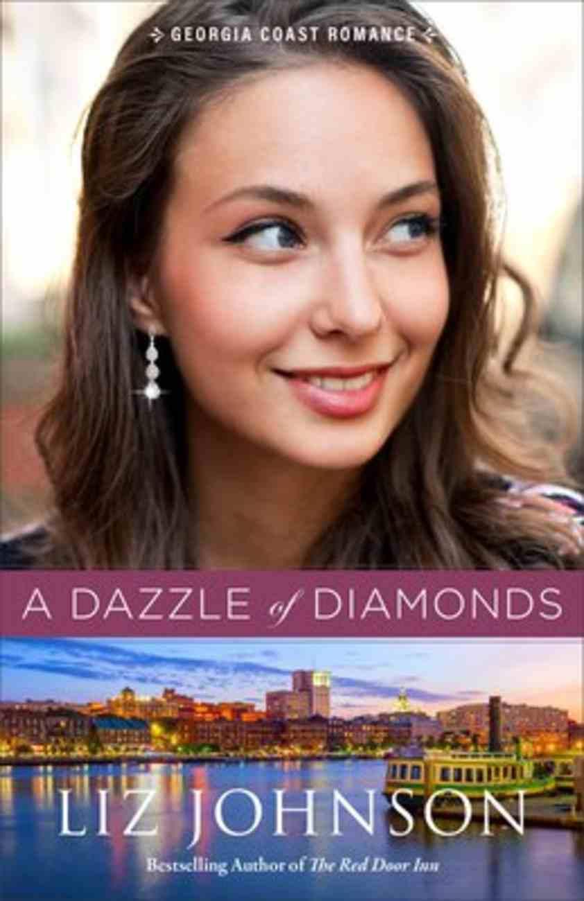 A Dazzle of Diamonds (#03 in Georgia Coast Romance Series) Paperback