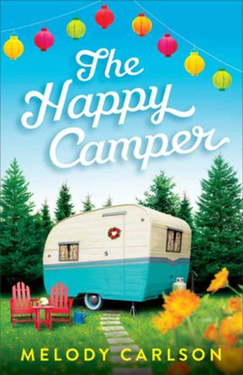 The Happy Camper Paperback