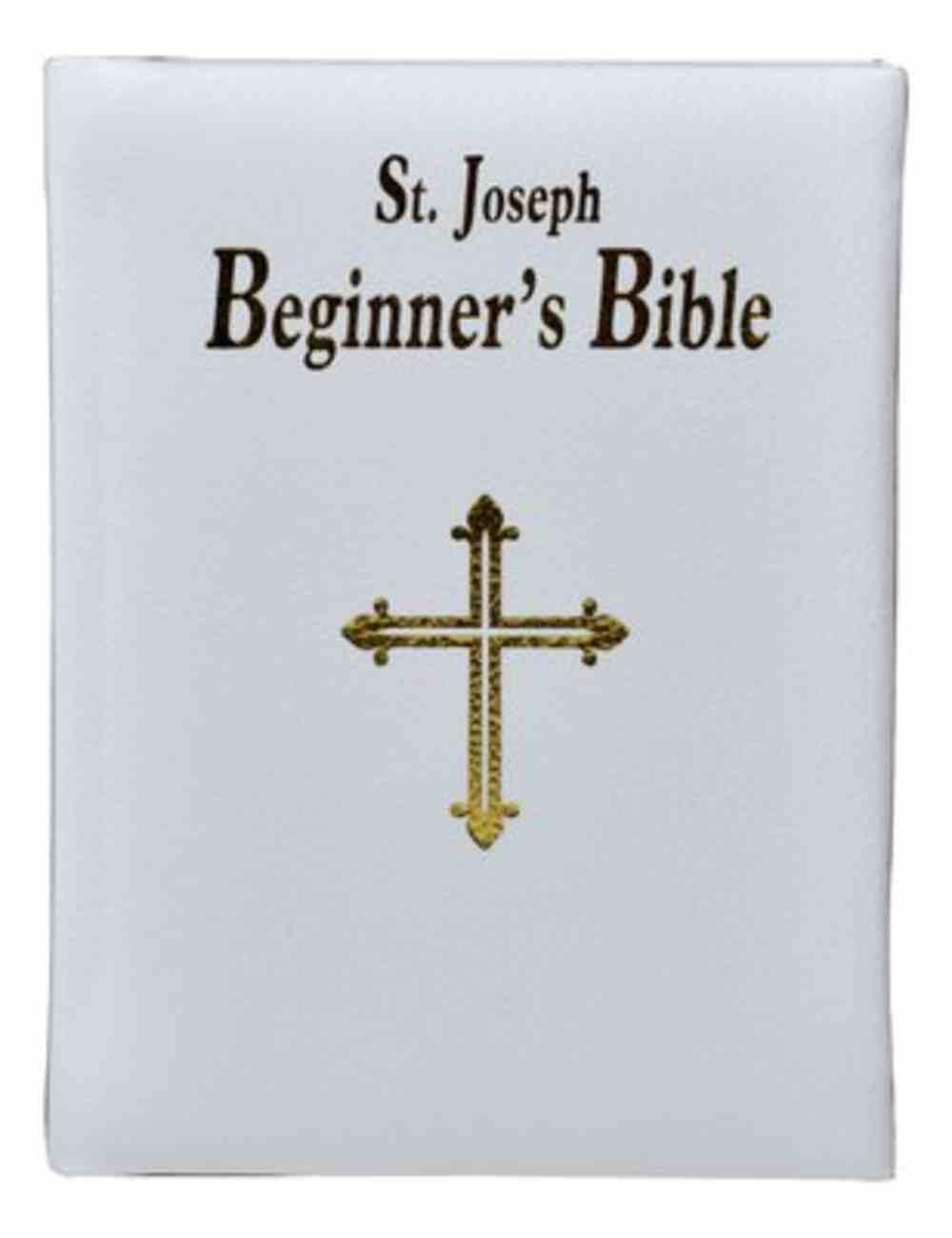 Saint Joseph Beginner's Bible Hardback