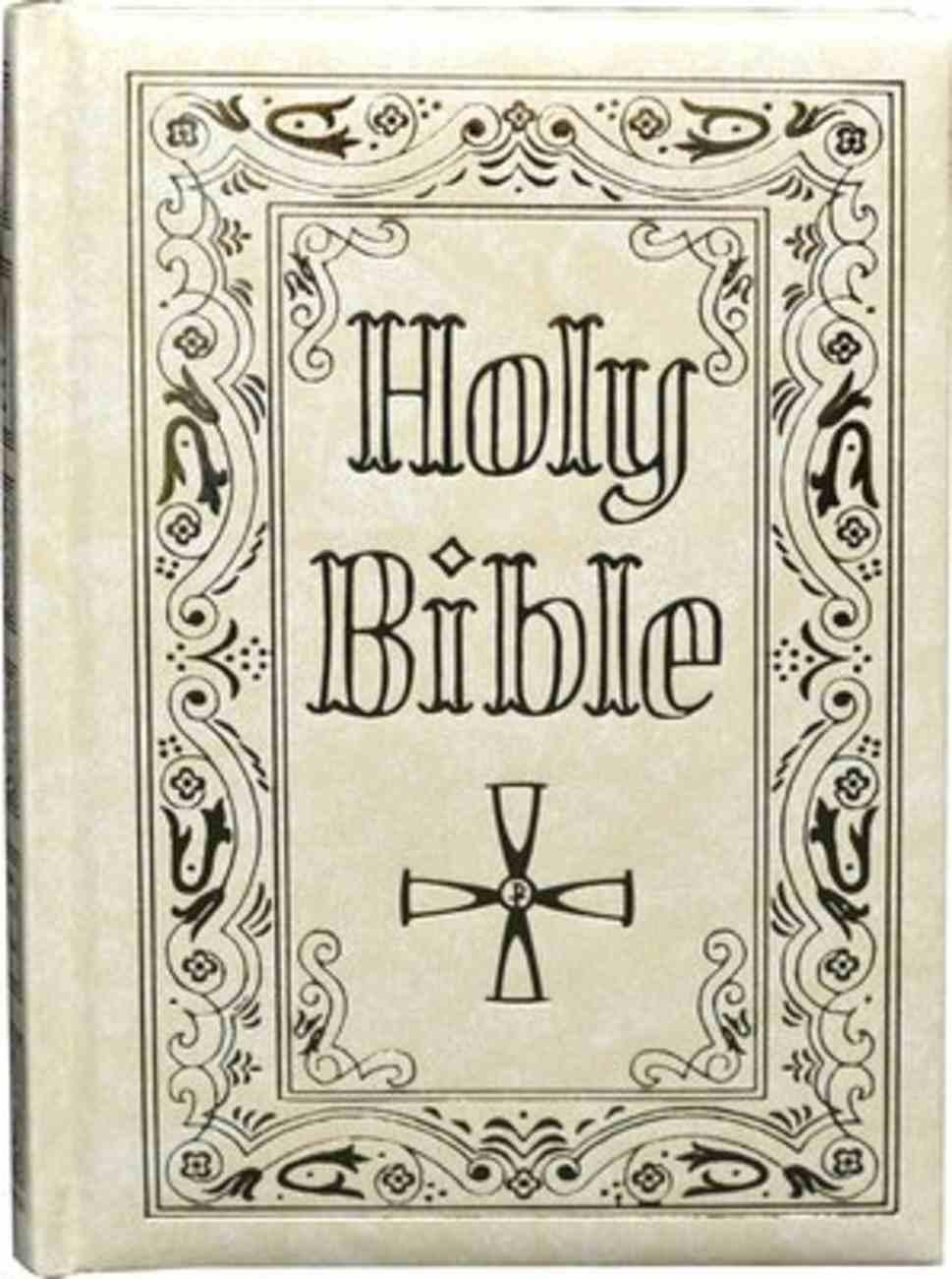 The Nab St. Joseph Fine Art Bible Padded Hardback