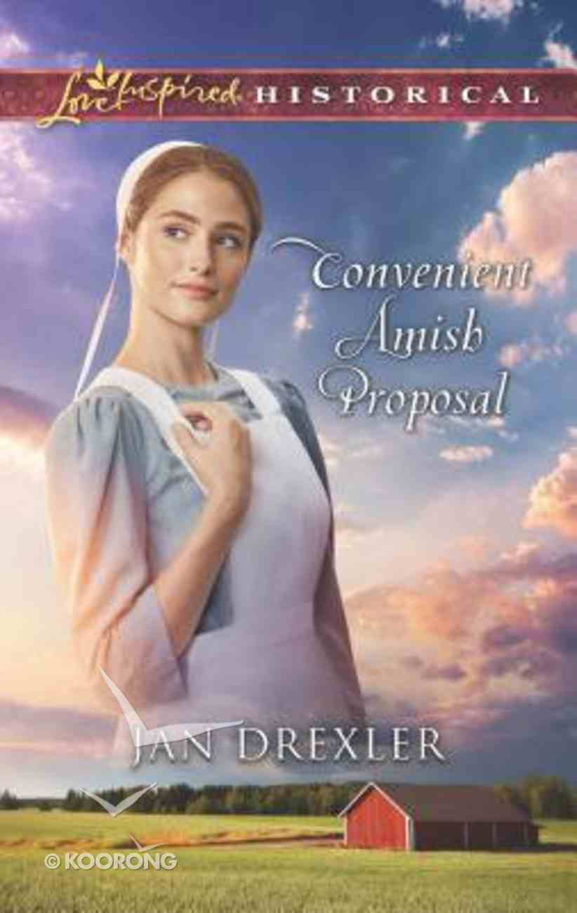 Convenient Amish Proposal (Love Inspired Series Historical) Mass Market