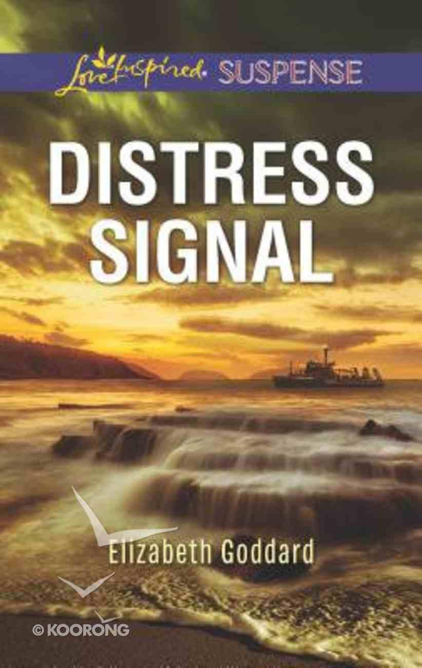 Distress Signal (Coldwater Bay Intrigue) (Love Inspired Suspense Series) Mass Market