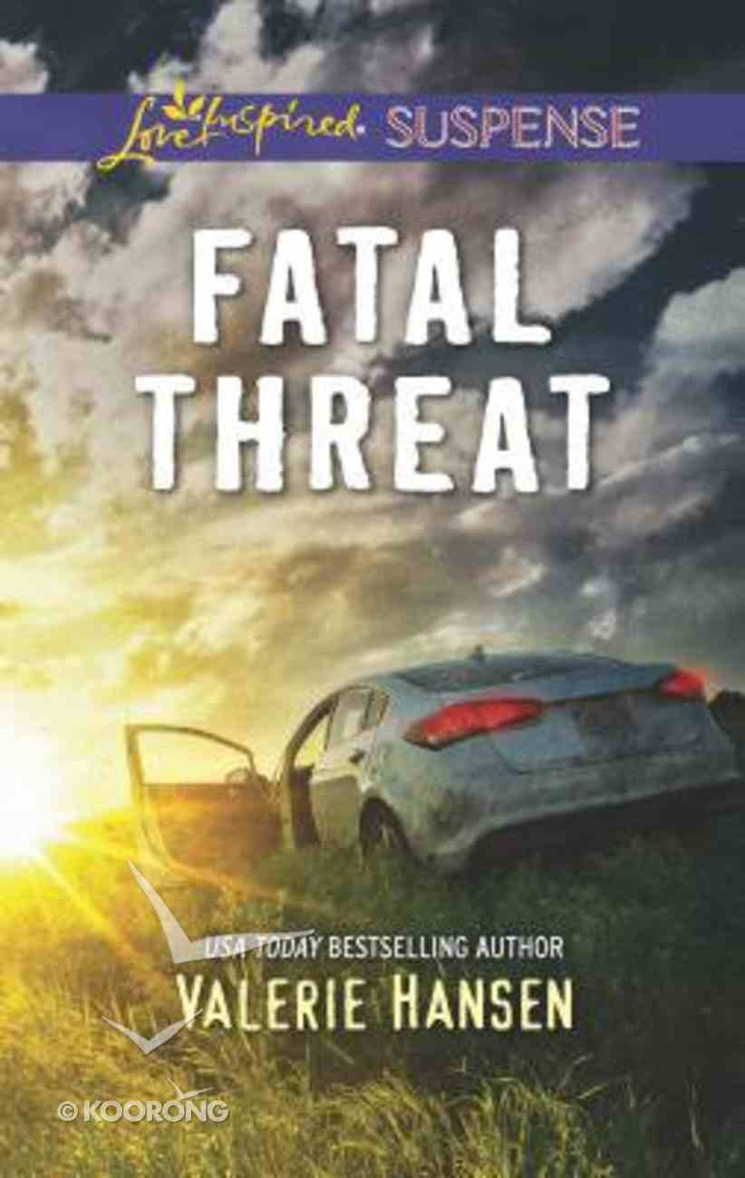 Fatal Threat (Emergency Responders) (Love Inspired Suspense Series) Mass Market
