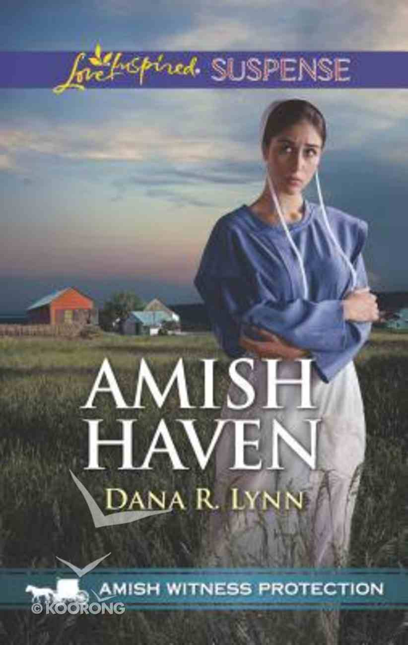 Amish Haven (Witness Protection) (Love Inspired Suspense Series) Mass Market