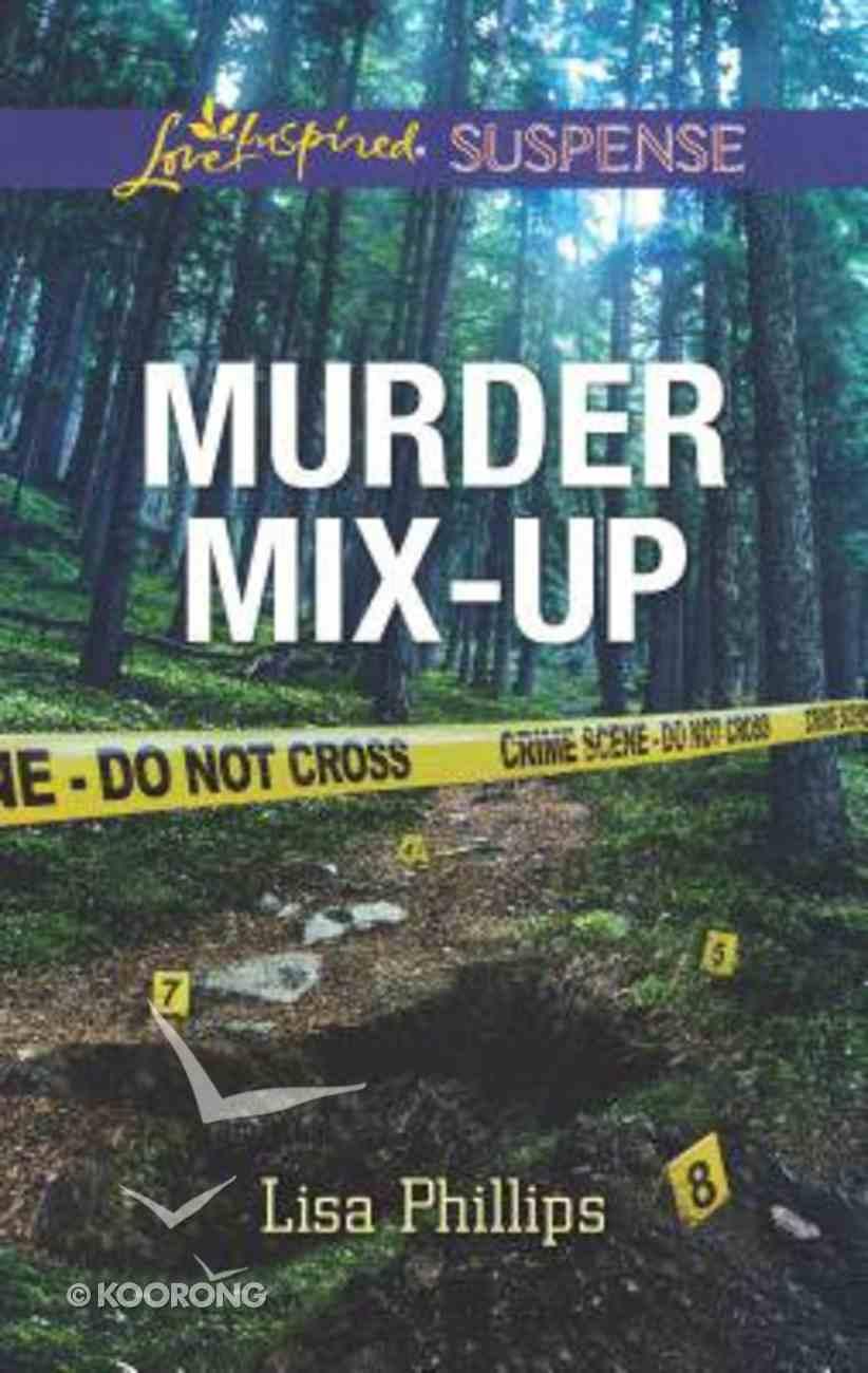 Murder Mix-Up (Secret Service Agents) (Love Inspired Suspense Series) Mass Market