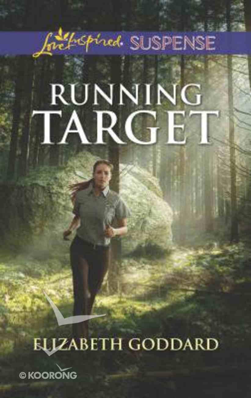 Running Target (Coldwater Bay Intrigue) (Love Inspired Suspense Series) Mass Market
