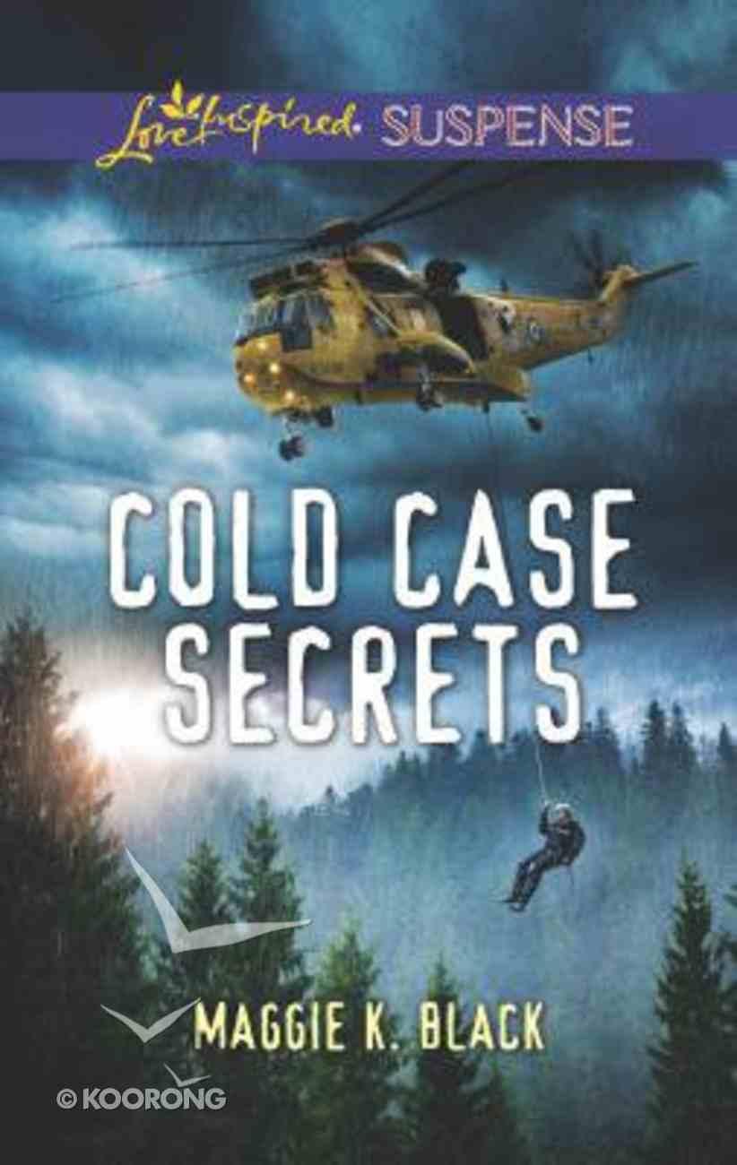 Cold Case Secrets (True North Heroes) (Love Inspired Suspense Series) Mass Market