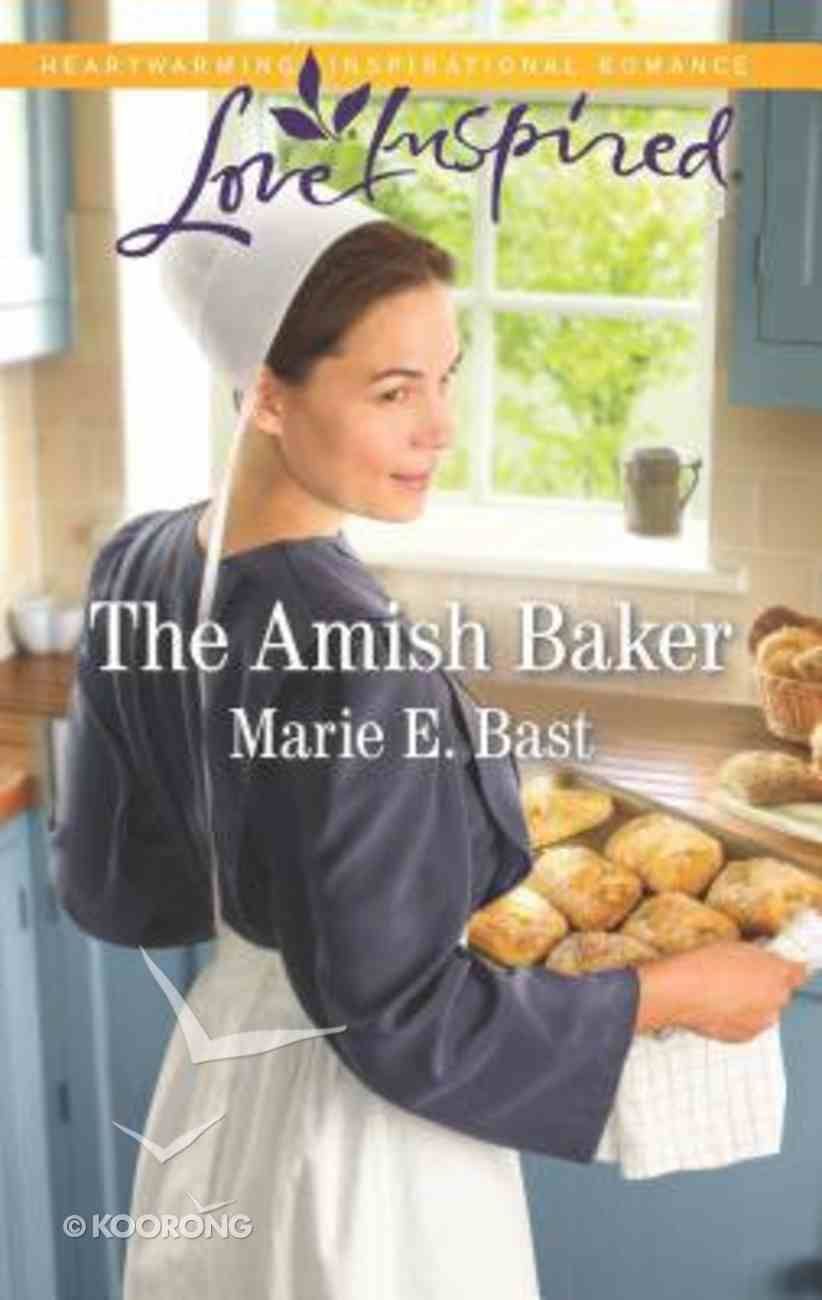 The Amish Baker (Love Inspired Series) Mass Market