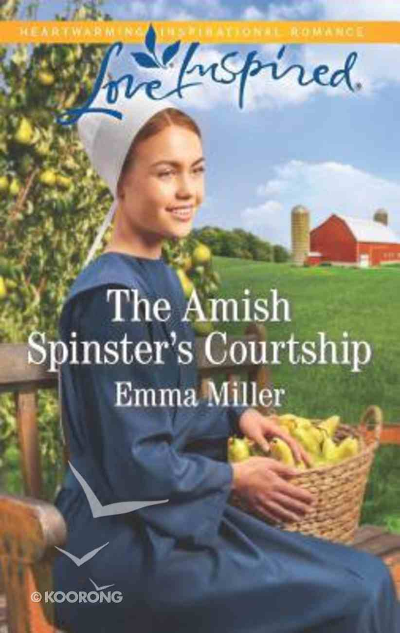 The Amish Spinster's Courtship (An Amish Courtship) (Love Inspired Series) Mass Market
