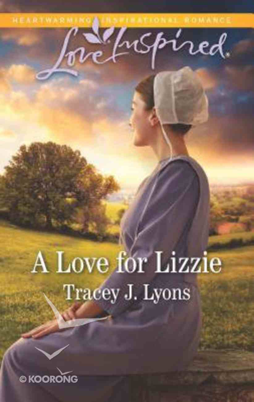 A Love For Lizzie (Love Inspired Series) Mass Market
