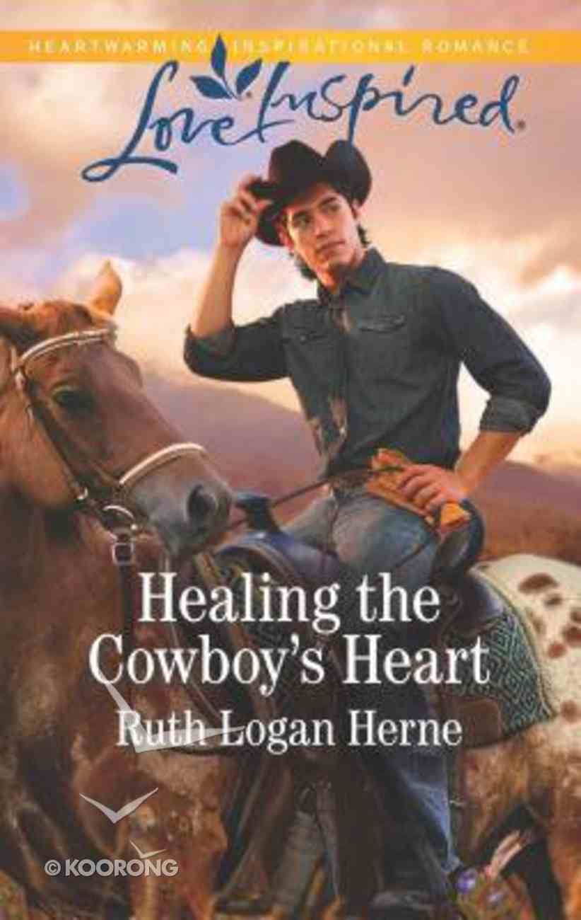 Healing the Cowboy's Heart (Shepherd's Crossing) (Love Inspired Series) Mass Market