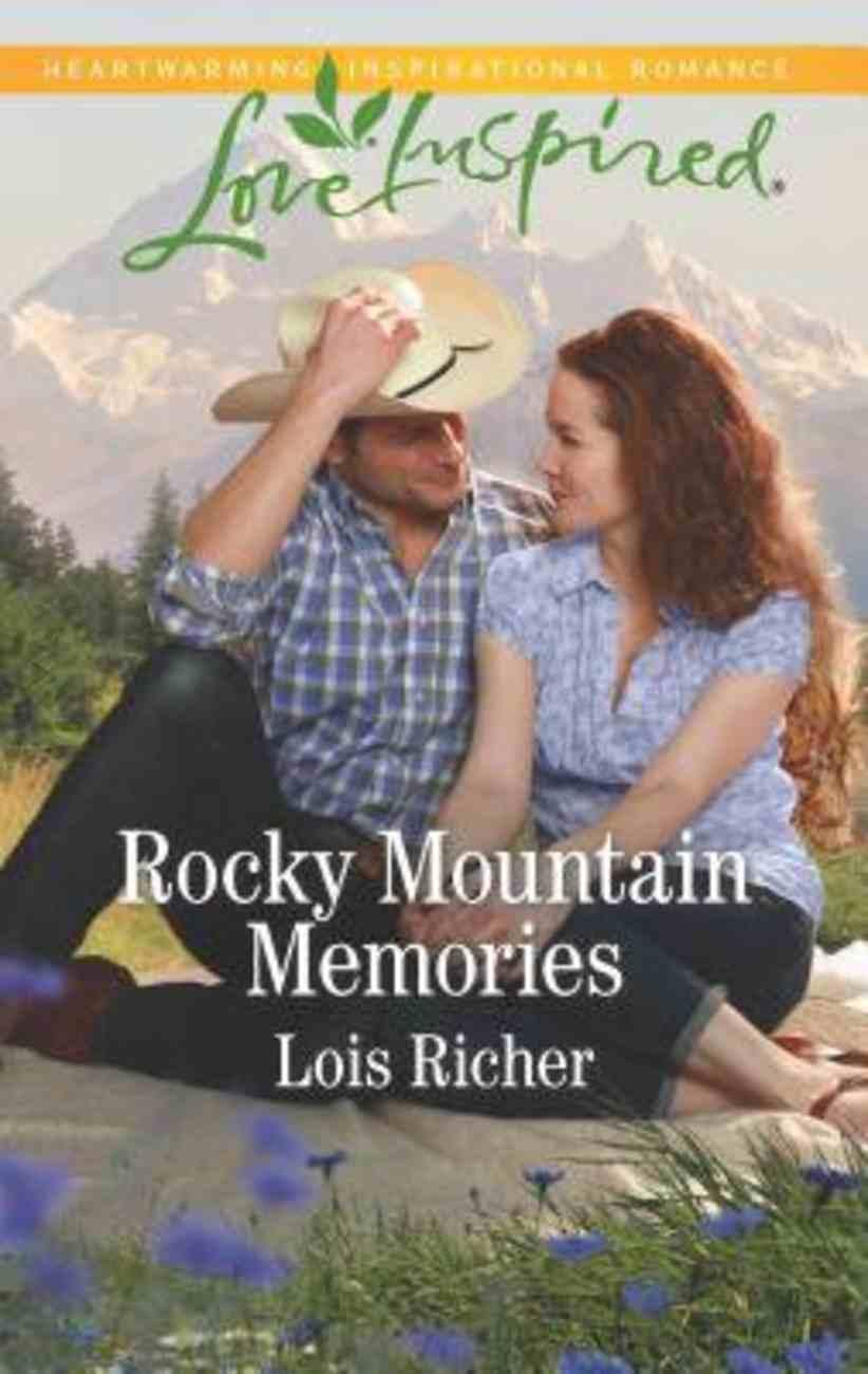 Rocky Mountain Memories (Love Inspired Series) Mass Market