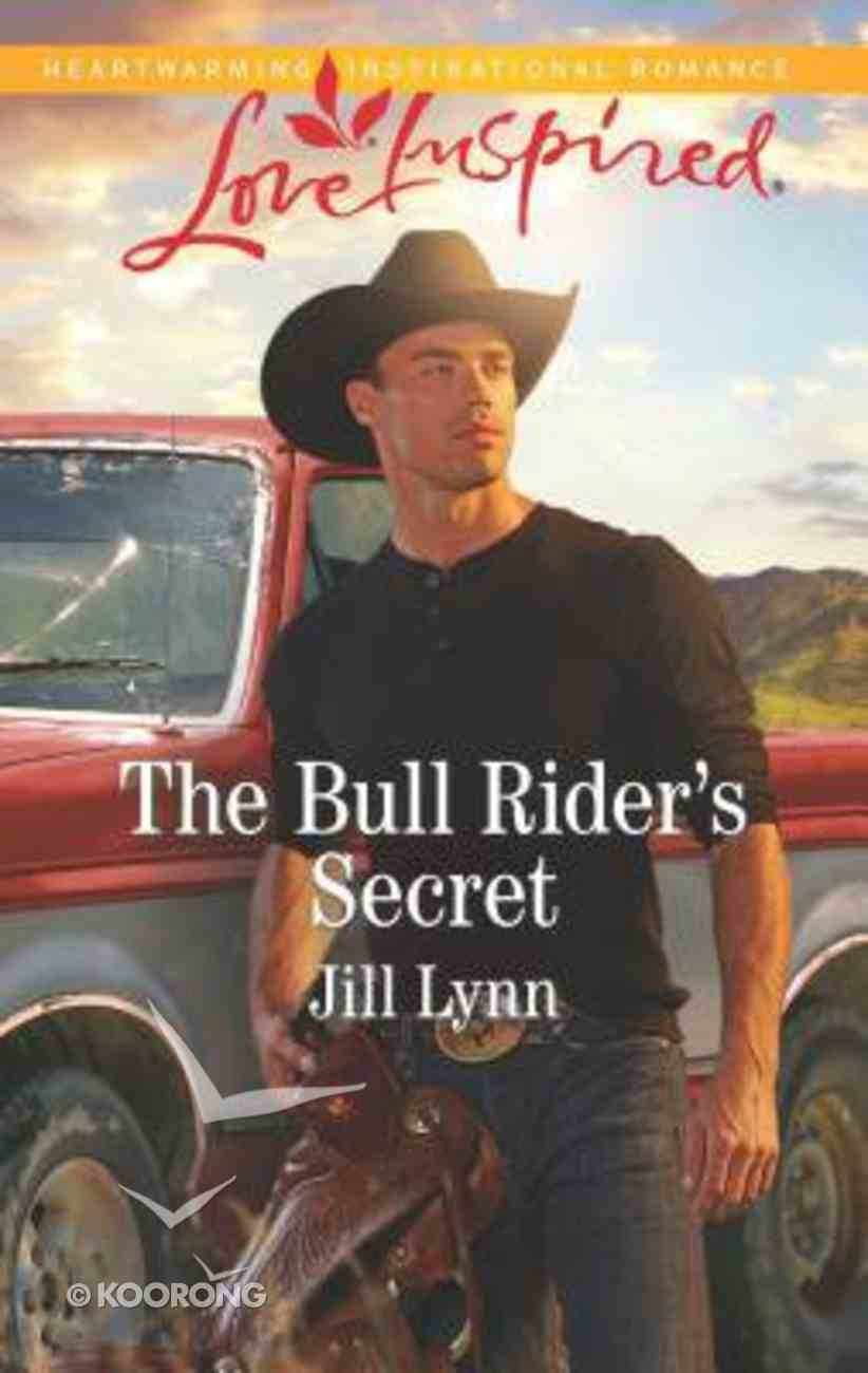 The Bull Rider's Secret (Colorado Grooms) (Love Inspired Series) Mass Market