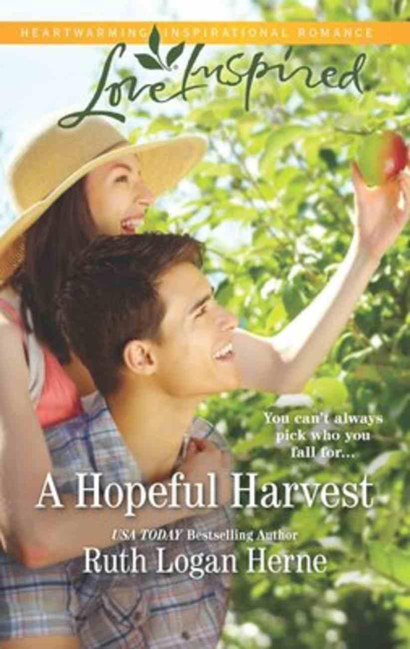 A Hopeful Harvest (Golden Grove) (Love Inspired Series) Mass Market