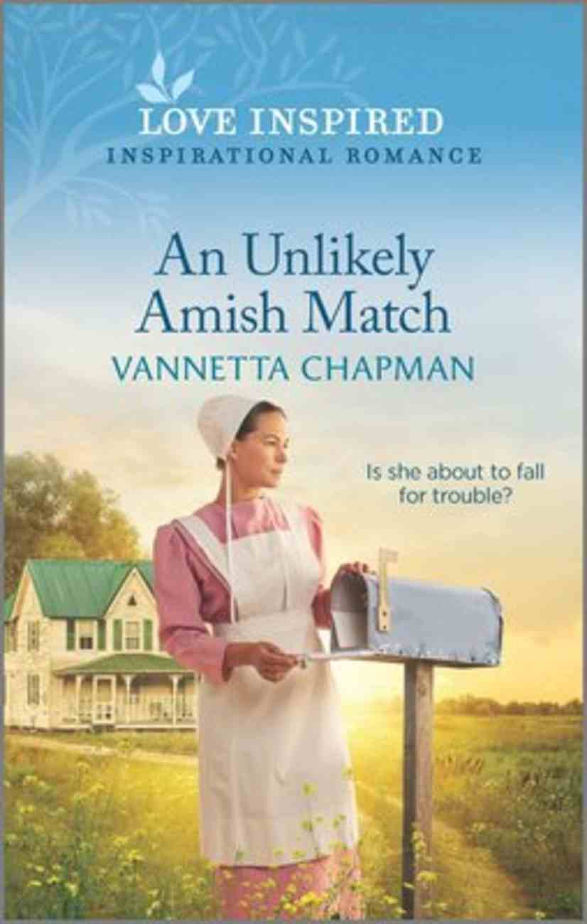 An Unlikely Amish Match (Indiana Amish Brides) (Love Inspired Series) Mass Market