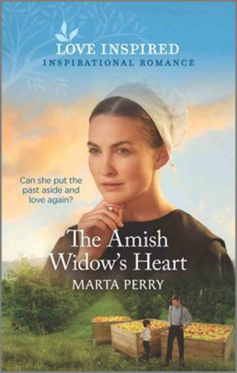 The Amish Widow's Heart (Brides of Lost Creek) (Love Inspired Series) Mass Market