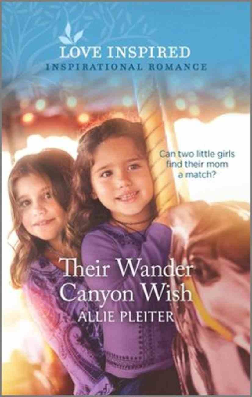 Their Wander Canyon Wish (Wander Canyon) (Love Inspired Series) Mass Market