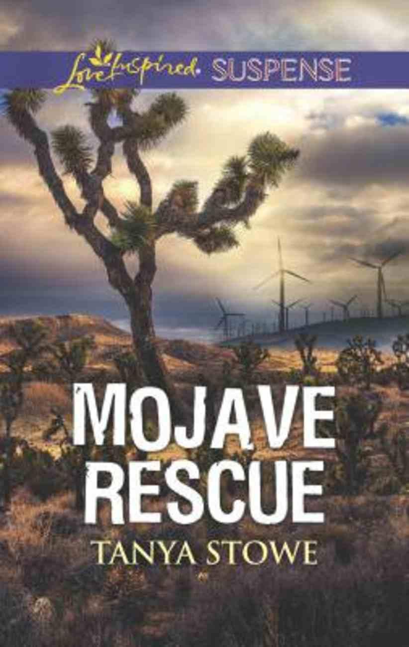 Mojave Rescue (Love Inspired Suspense Series) Mass Market
