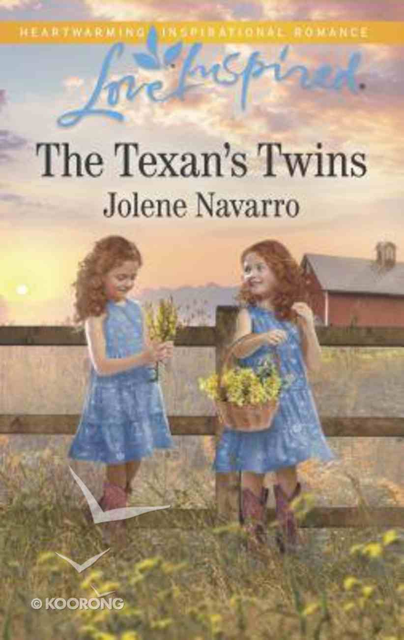 The Texan's Twins (Lone Star Legacy) (Love Inspired Series) Mass Market