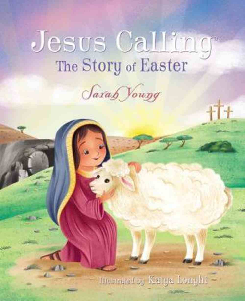 Jesus Calling: The Story of Easter Board Book