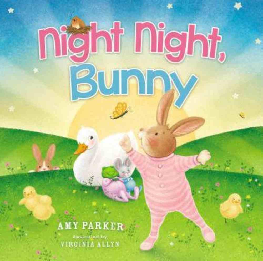 Night Night, Bunny (Night, Night Series) Board Book