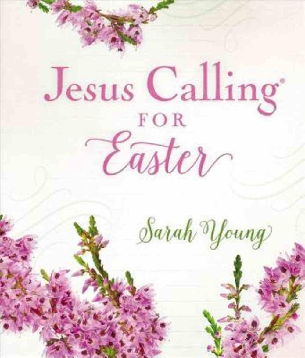 Jesus Calling For Easter eBook