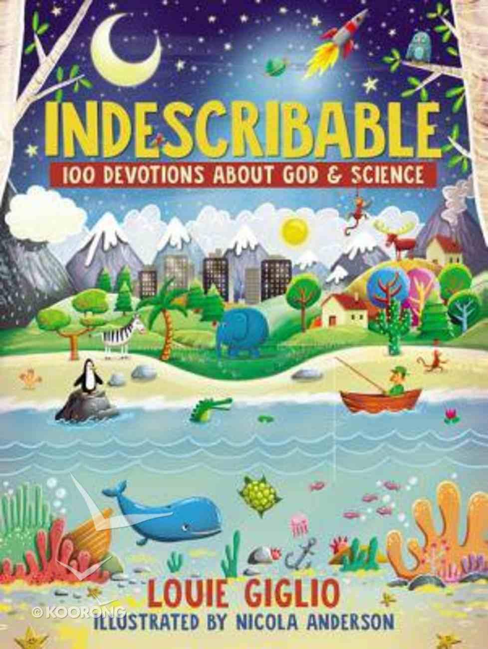 Indescribable eBook