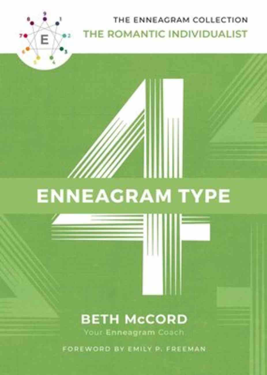 The Enneagram Type 4 (Enneagram Collection) eBook