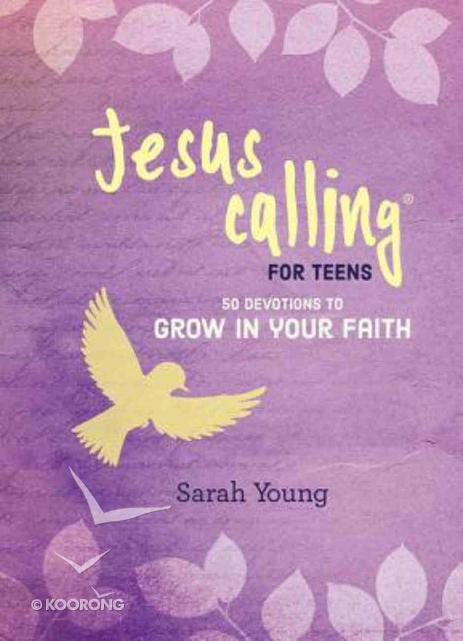 Jesus Calling: 50 Devotions to Grow in Your Faith eBook