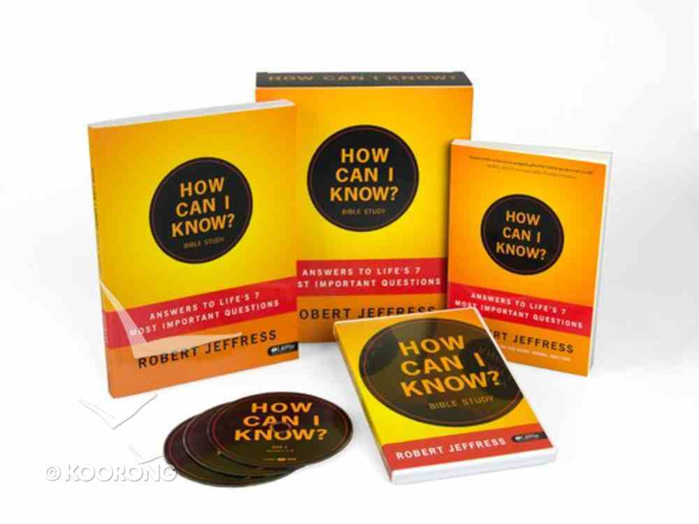 How Can I Know? (Leader's Kit) Pack