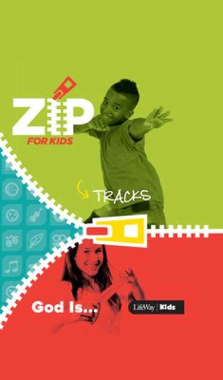 Vbs Zip For Kids: Zip Tracks Pack