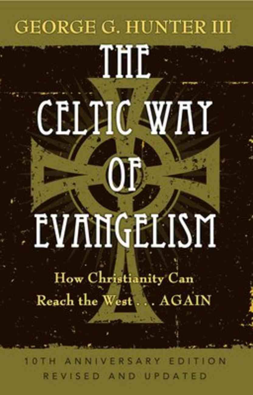 The Celtic Way of Evangelism Paperback