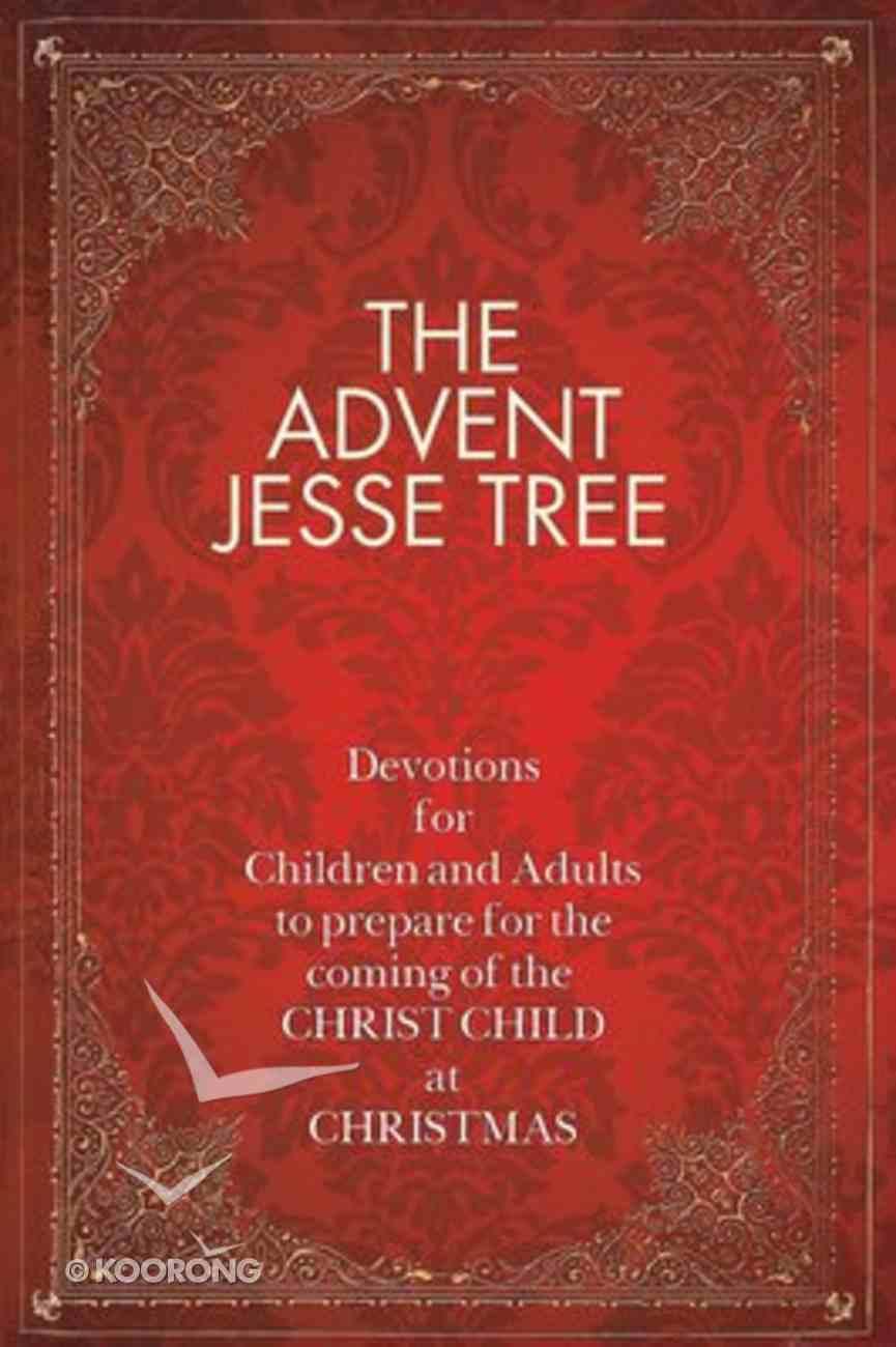 Advent Jesse Tree Hardback