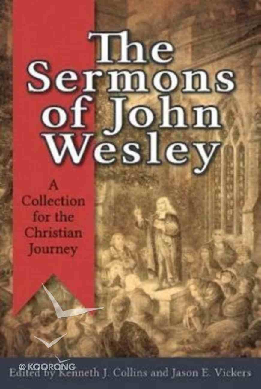 The Sermons of John Wesley Paperback