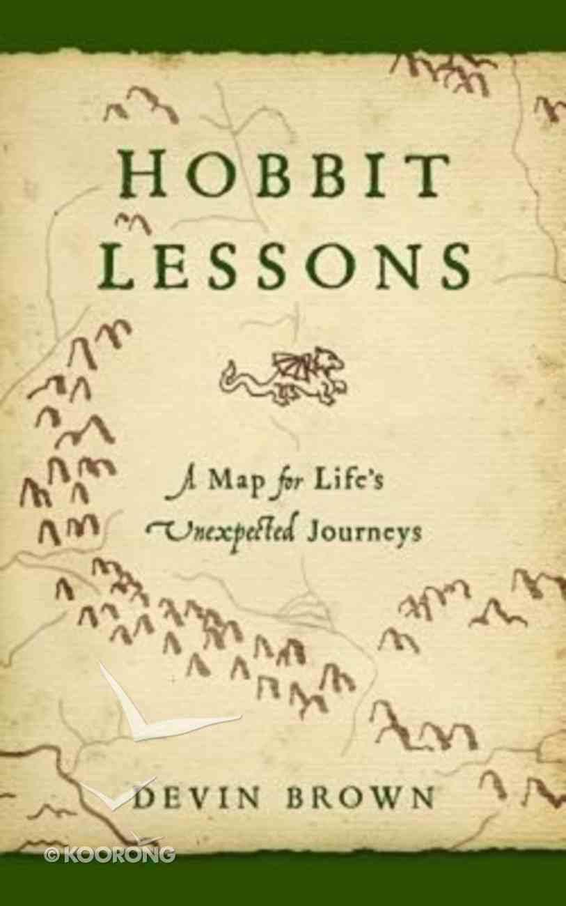 Hobbit Lessons Paperback