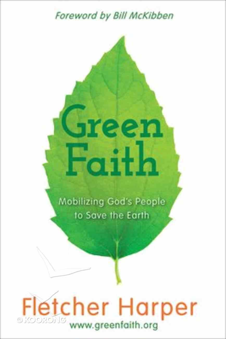 Greenfaith Paperback