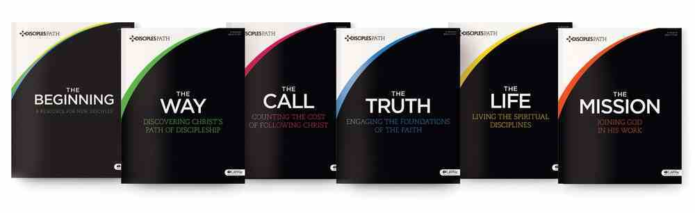 Complete Disciple's Path Series (6 Pack) (Disciple's Path Series) Pack