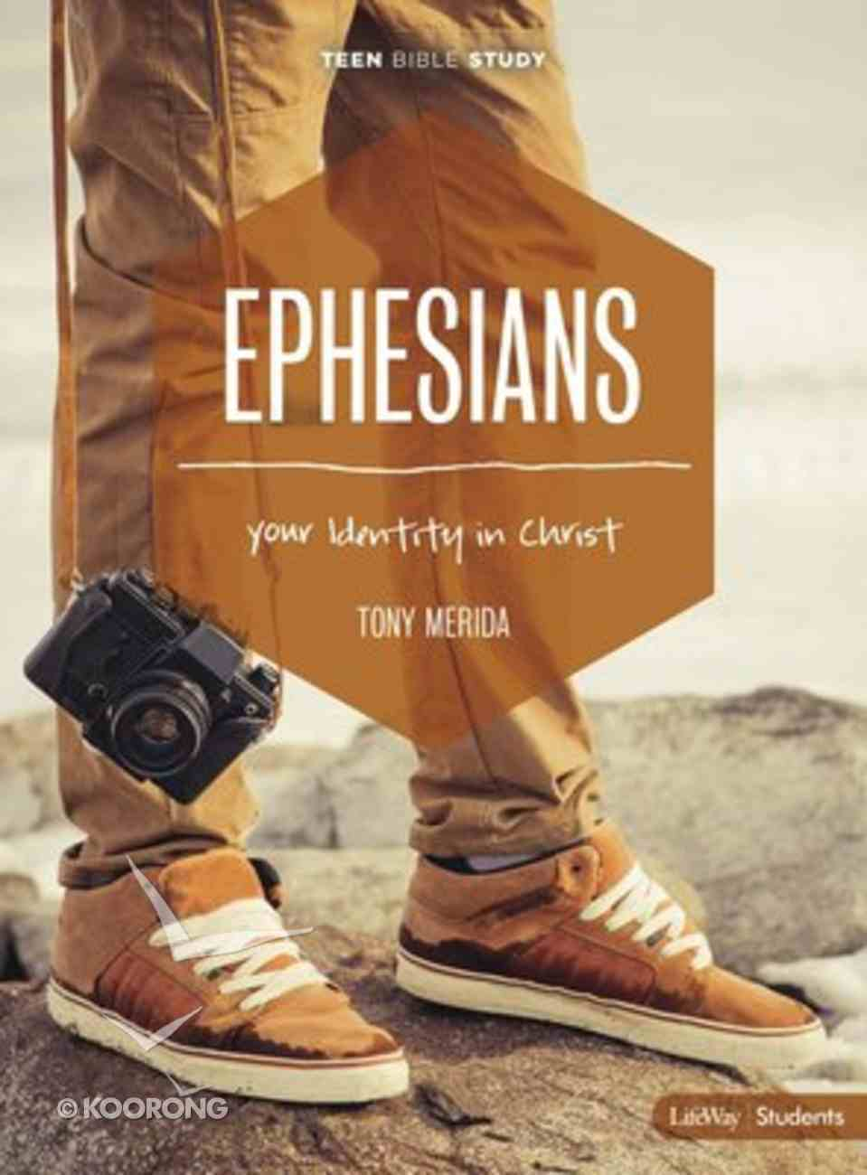 Ephesians: Your Identity in Christ (Teen Bible Study Leader Kit) Pack