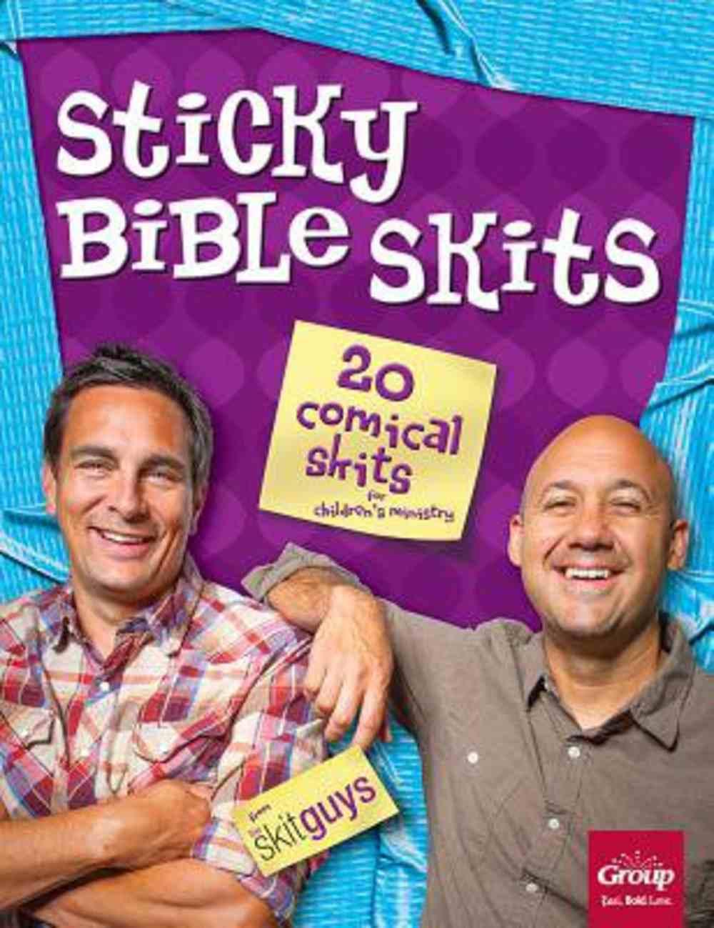 Sticky Bible Skits Paperback