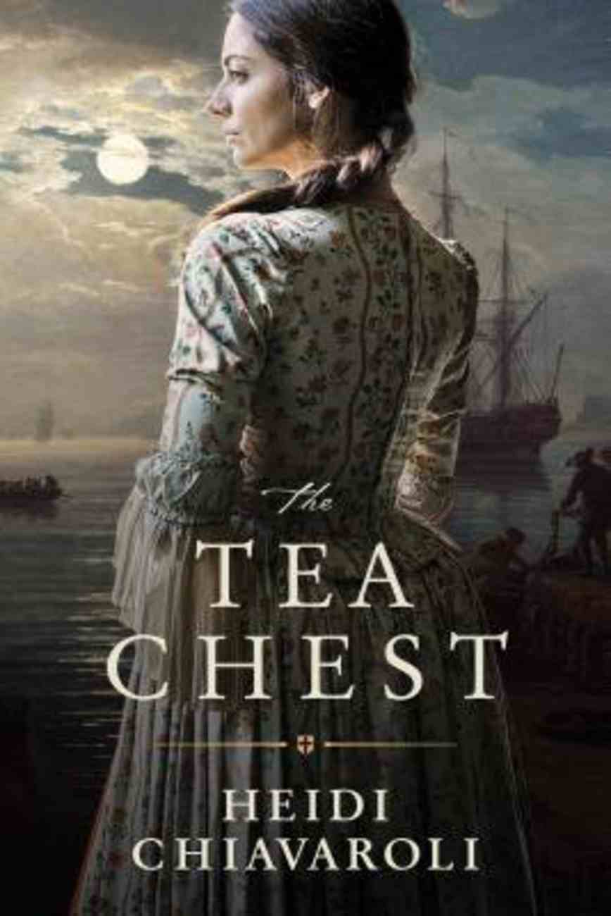 The Tea Chest Hardback