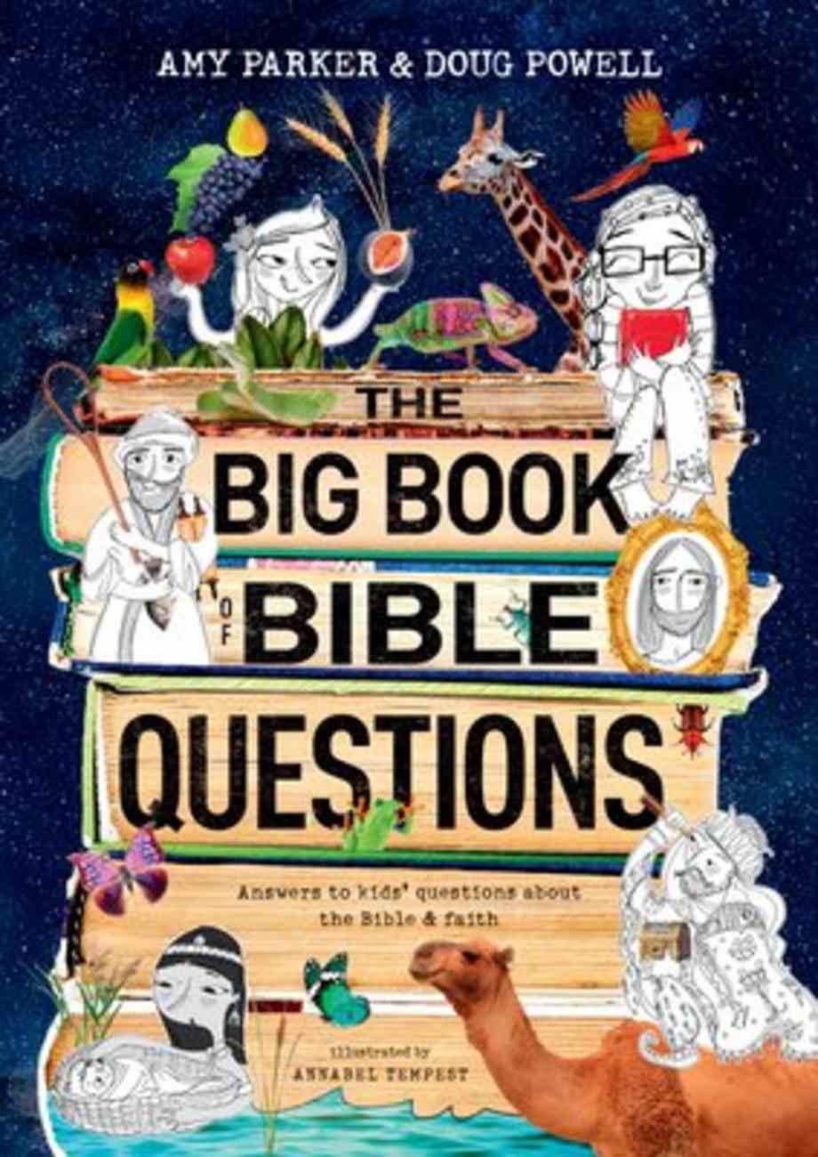 The Big Book of Bible Questions Hardback