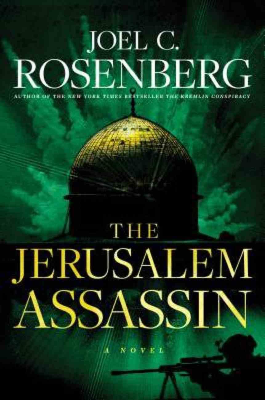 The Jerusalem Assassin Hardback