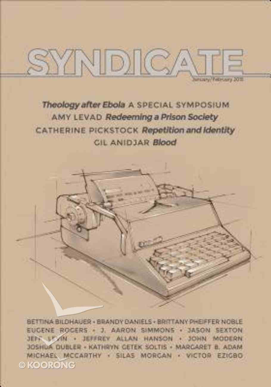 Syndicate: January/February 2015 Paperback