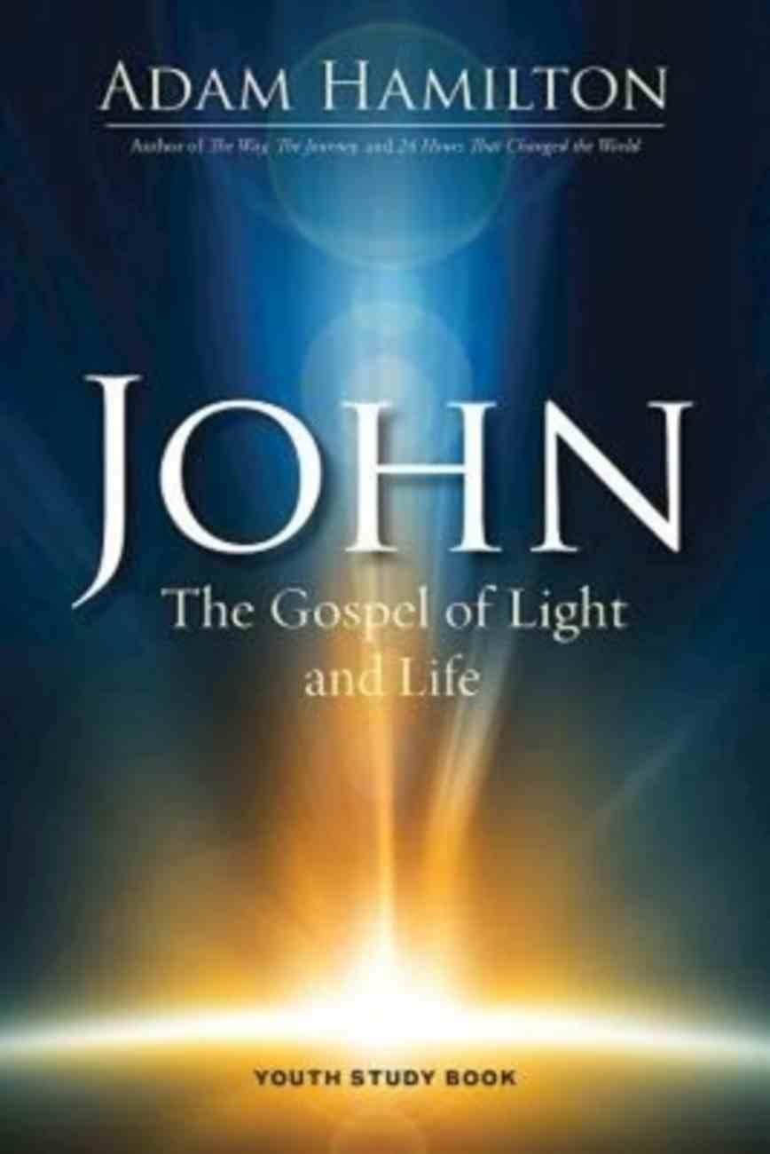 John (Youth Study Book) Paperback