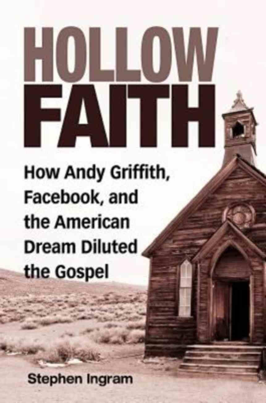 Hollow Faith Paperback