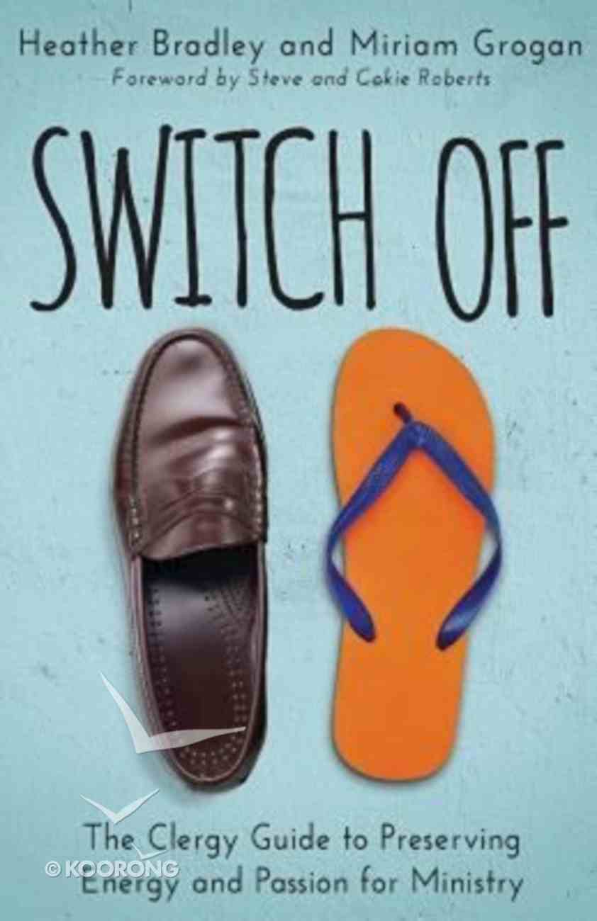 Switch Off Paperback