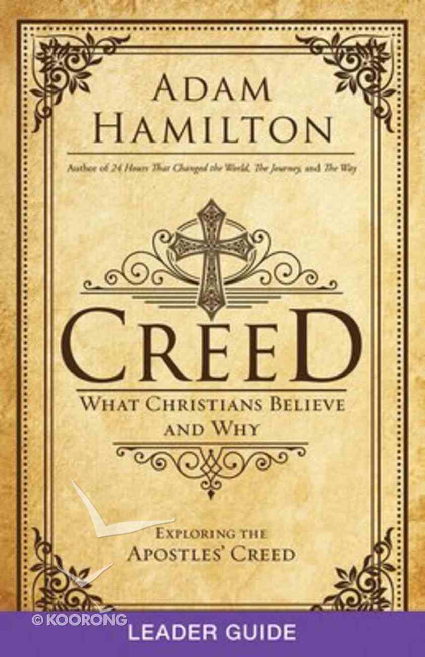 Creed (Leader Guide) Paperback